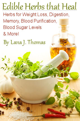 Edible Herbs that Heal