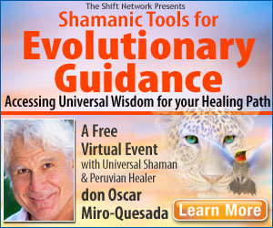 Shamanic Tools for Evolutionary Guidance teleseminar