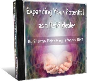 Expanding Your Potential as a Reiki Healer