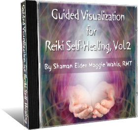 Guided Visualization for Reiki Self-Healing, Vol. 2