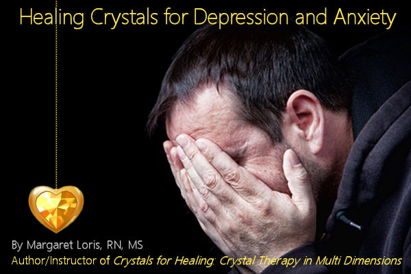 Healing Crystals for Depression and Anxiety