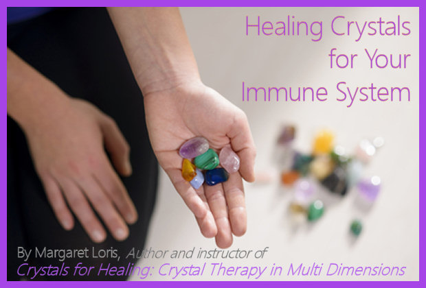Healing Crystals for Your Immune System