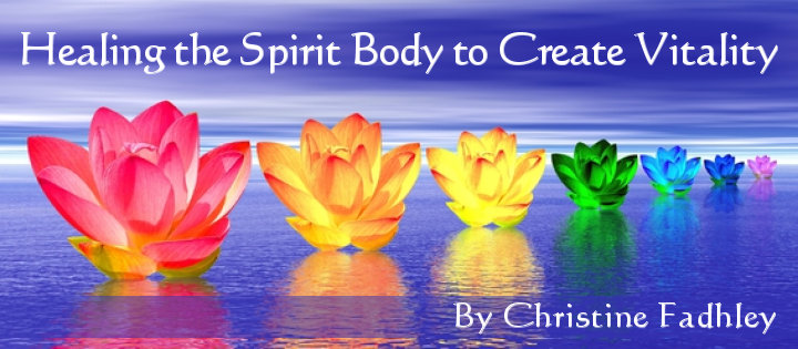 Healing the spirit-body