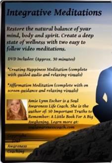 Integrative meditation 2