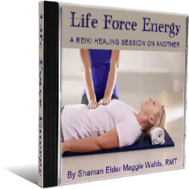 Life Force Energy: A Reiki Healing Session on Another