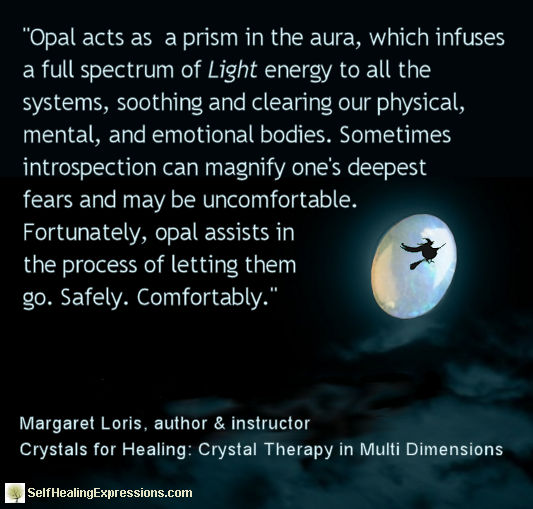 Crystal Therapist Perspective
