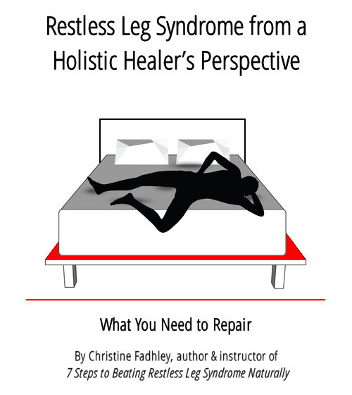 RLS from a holistic healer's prospective