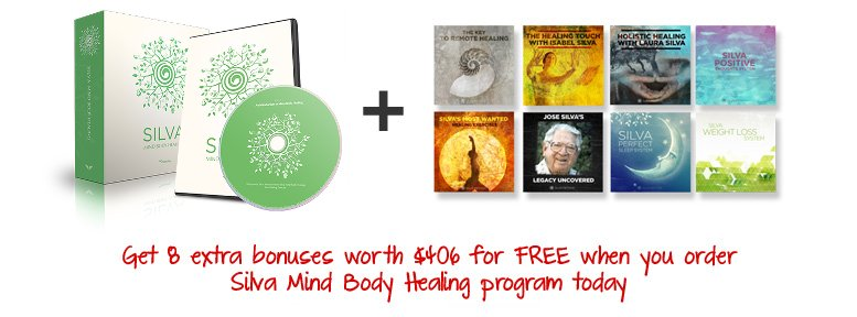 Silva Mind Body Healing program