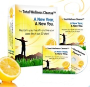 The Total Wellness Cleanse ~ A New Year, A New You