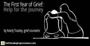 first year of grief course